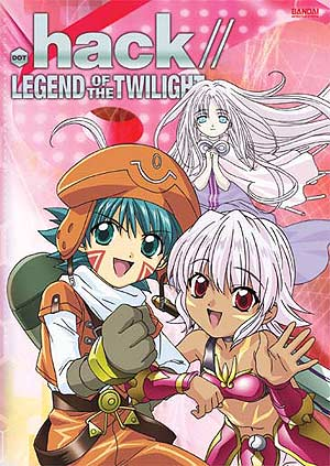 Hack Legend Of The Twilight | .hack//tasogare No Udewa Densetsu