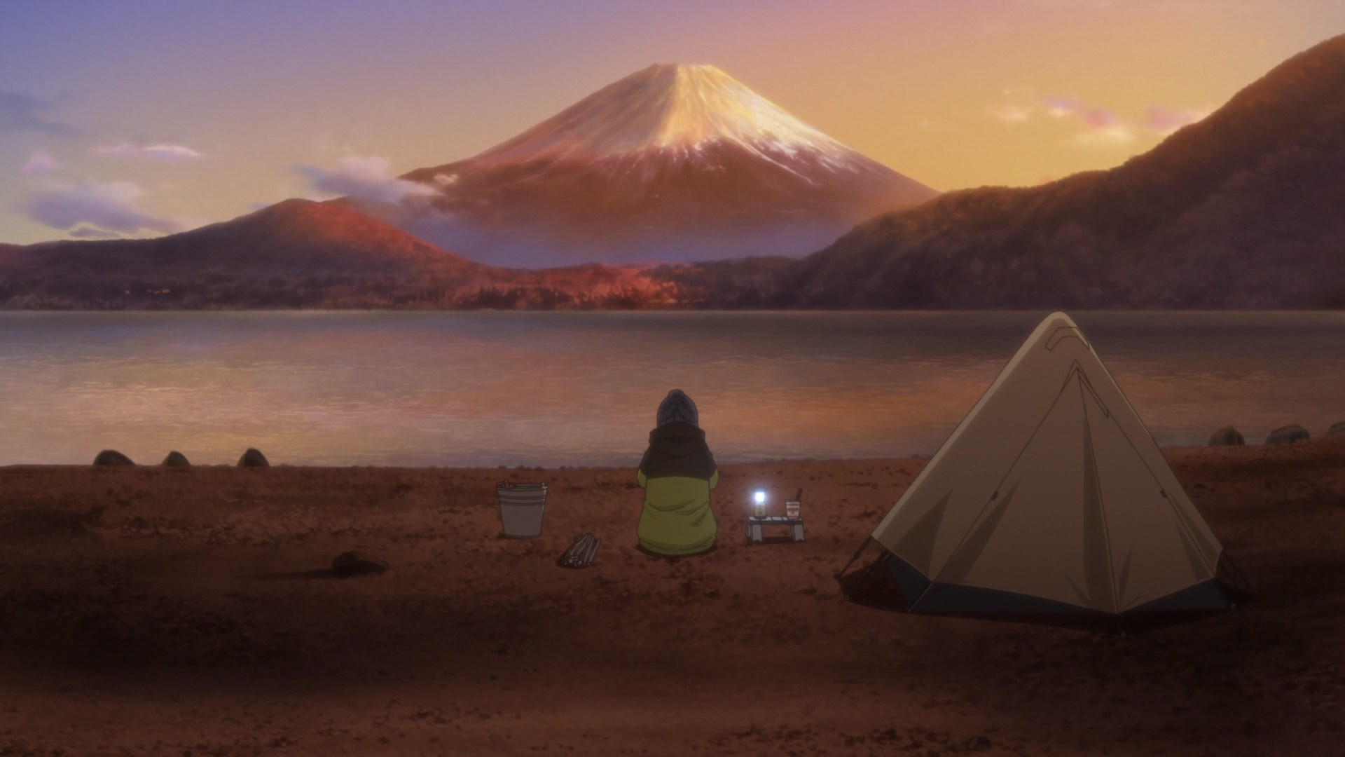 Why It Works: The Quiet Lessons of Laid-Back Camp